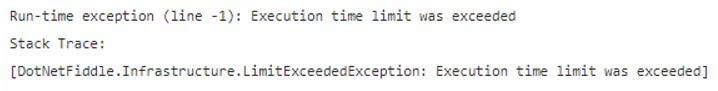 c# StackOverflowException 1