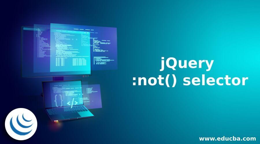 jQuery _not() selector