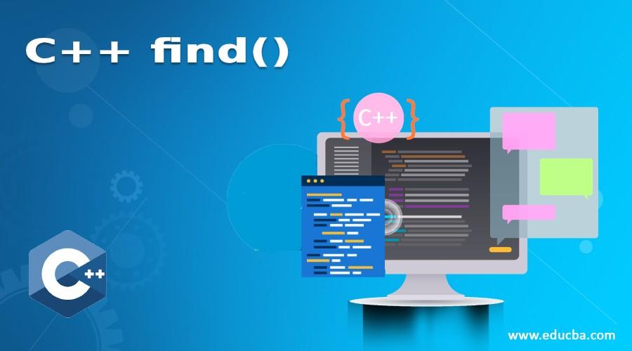 C++ find()