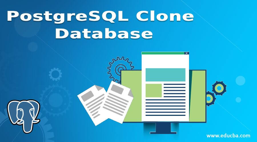 PostgreSQLClone Database