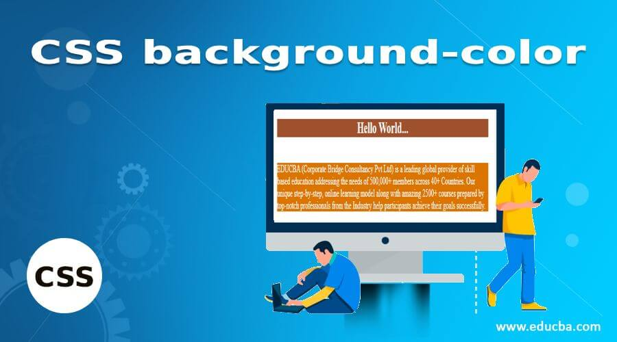 CSS background-color