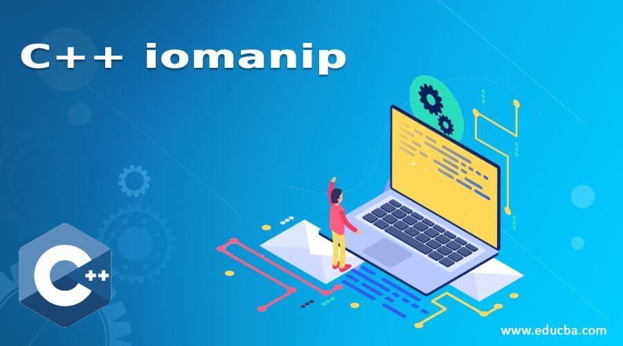C++ iomanip