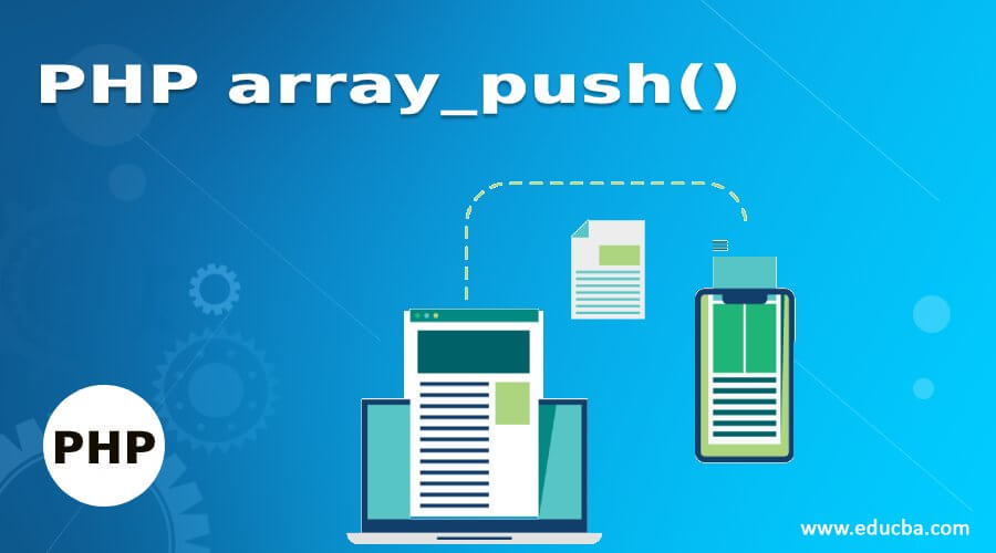PHP array_push()