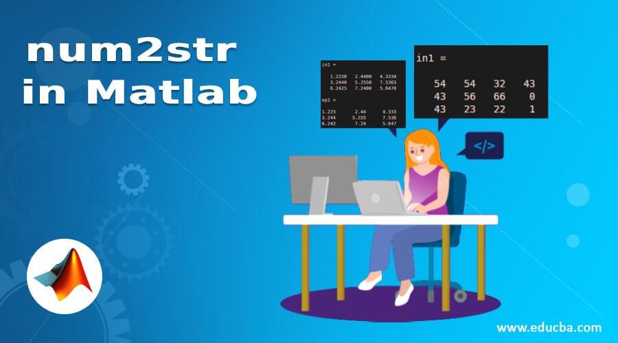 num2str in Matlab