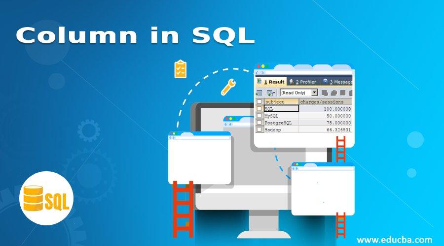 Column in SQL