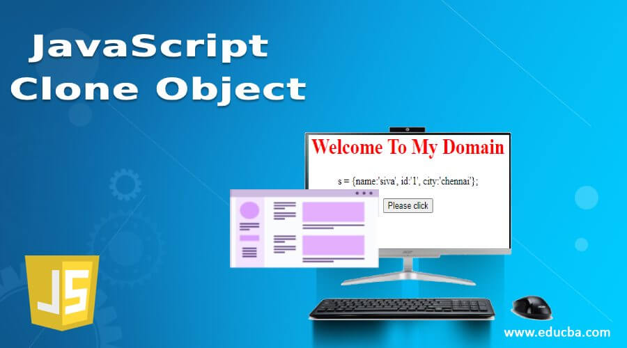 JavaScript Clone Object