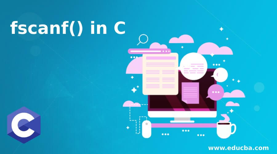 fscanf() in C