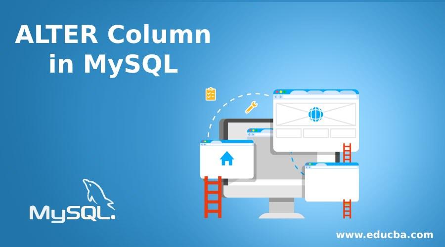 ALTER Column in MySQL