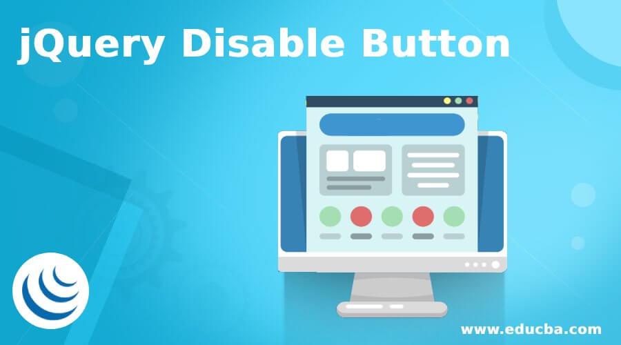 jQueryDisable Button