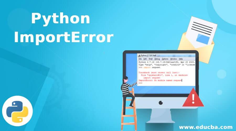 Python ImportError