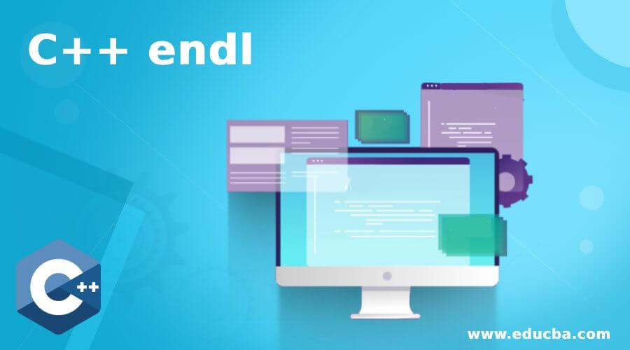 C++ endl