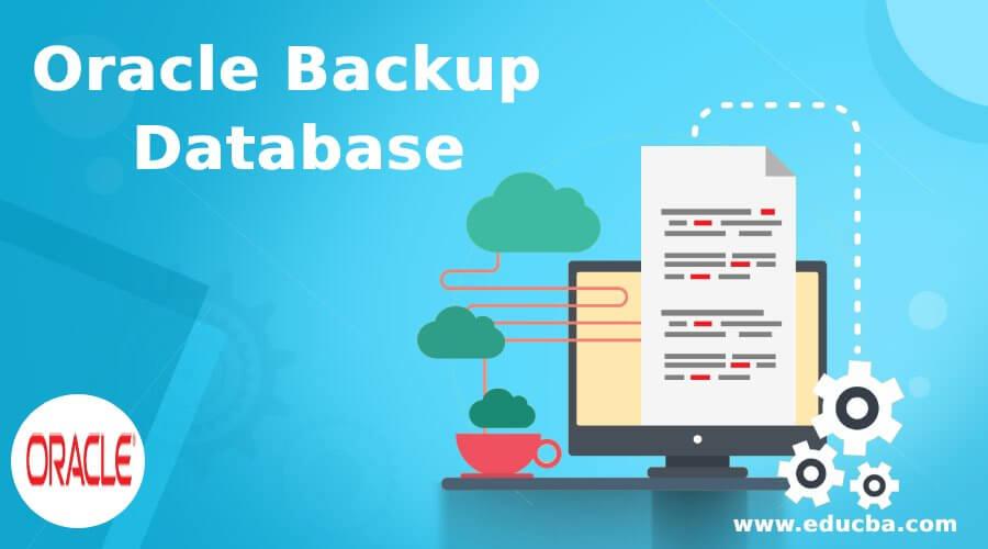 Oracle Backup Database