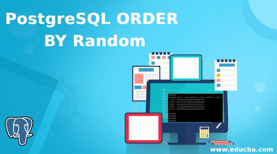 PostgreSQL ORDER BY Random