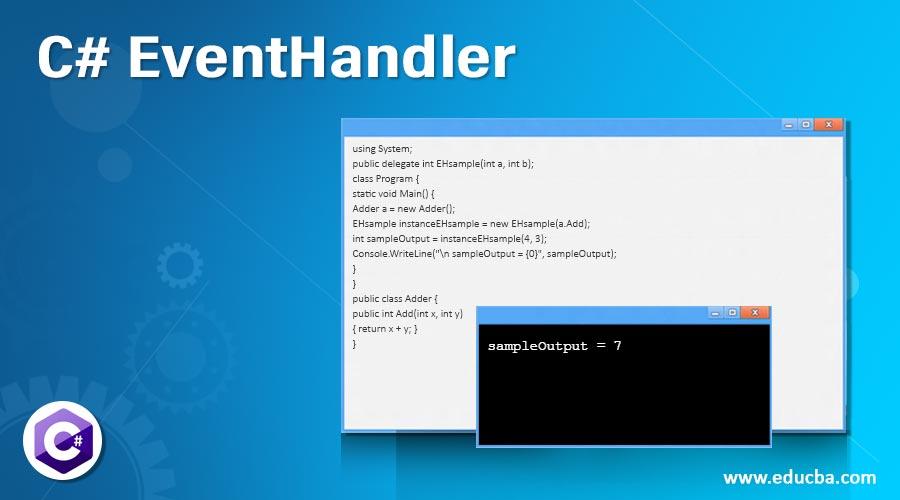 C#-EventHandler