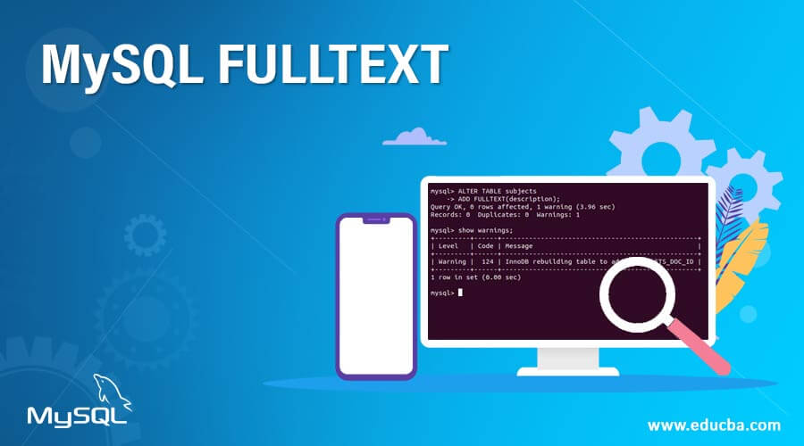MySQL-FULLTEXT