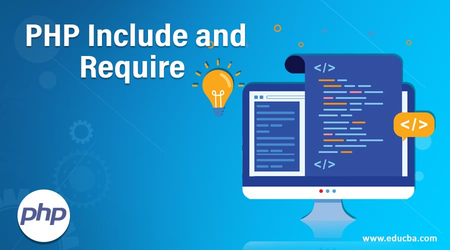 PHP Include and Require