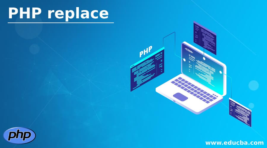 PHP replace