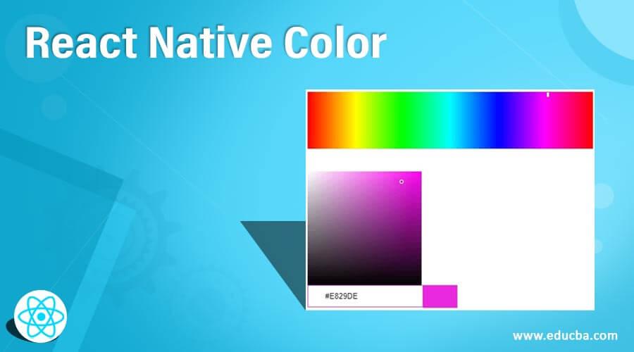 React Native Color
