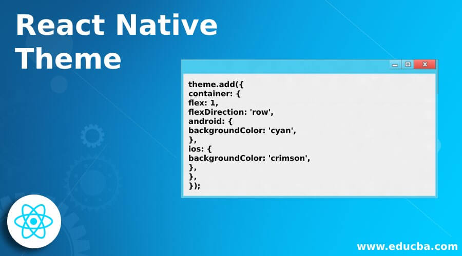 React Native Theme