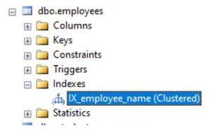 SQL Clustered Index 11