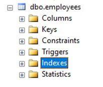 SQL Clustered Index 6
