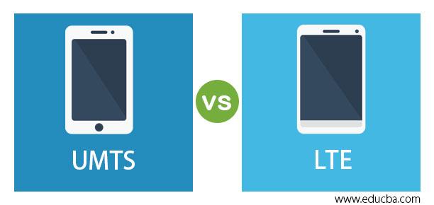 UMTS vs LTE
