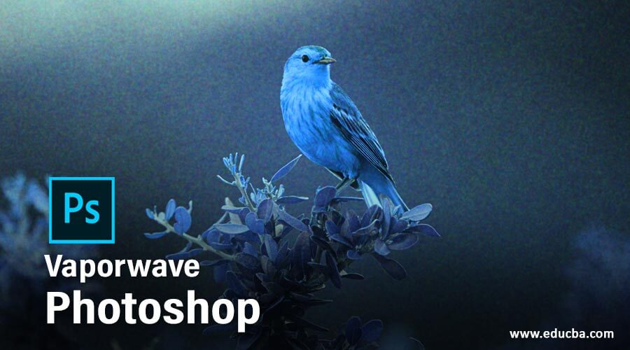 Vaporwave Photoshop