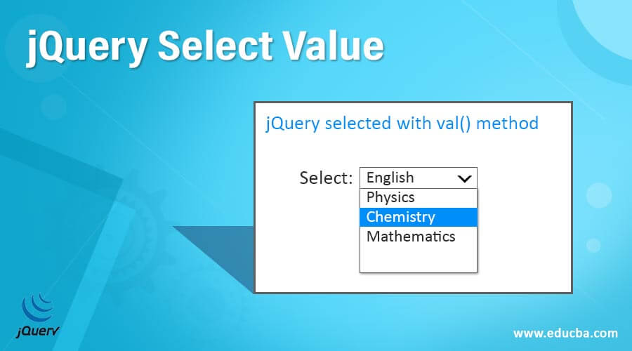 jQuery-Select-Value