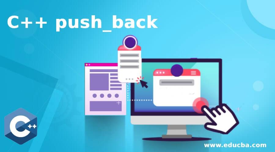 C++ push_back