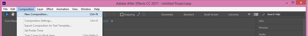 After Effects Cartoon output 2