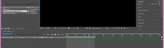 After Effects Cartoon output 9