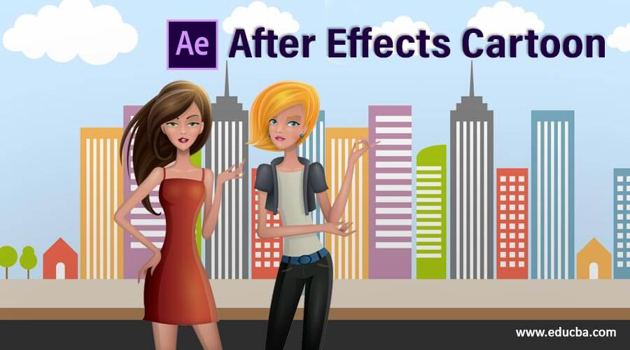After Effects Cartoon