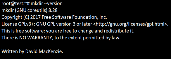 Create Folder in Linux-1.2