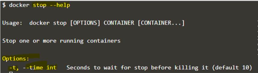 Docker Stop Container-1.1