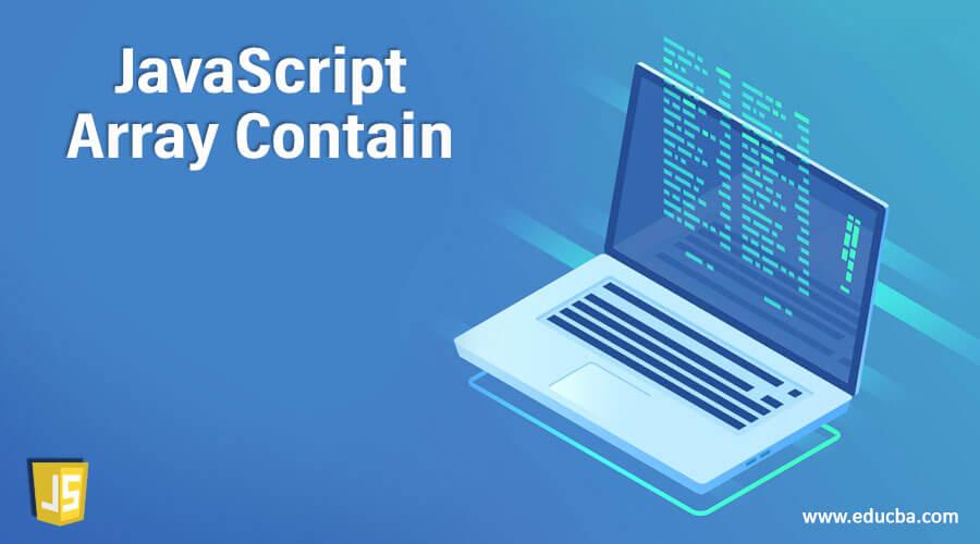 JavaScript Array Contain