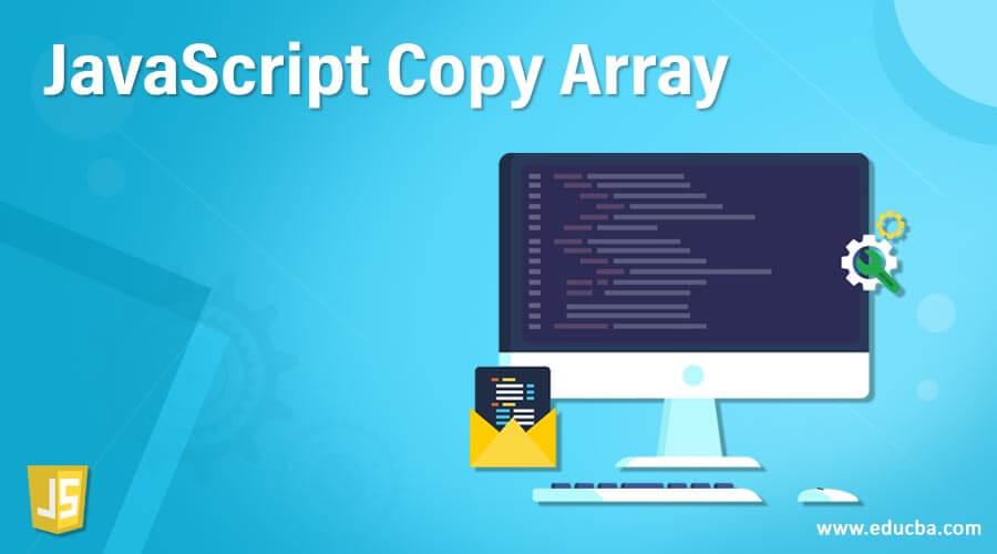 JavaScript Copy Array