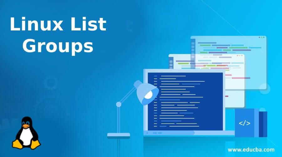 Linux List Groups