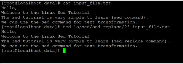 Linux Sed Replace-1.2