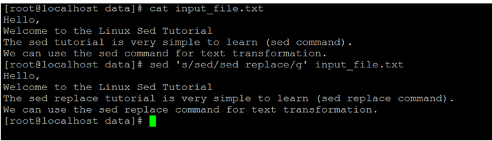 Linux Sed Replace-1.3