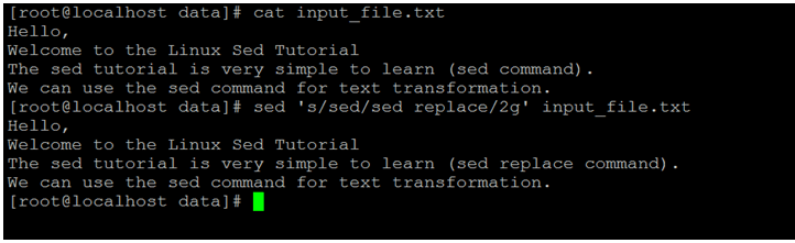 Linux Sed Replace-1.4