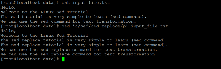 Linux Sed Replace-1.6