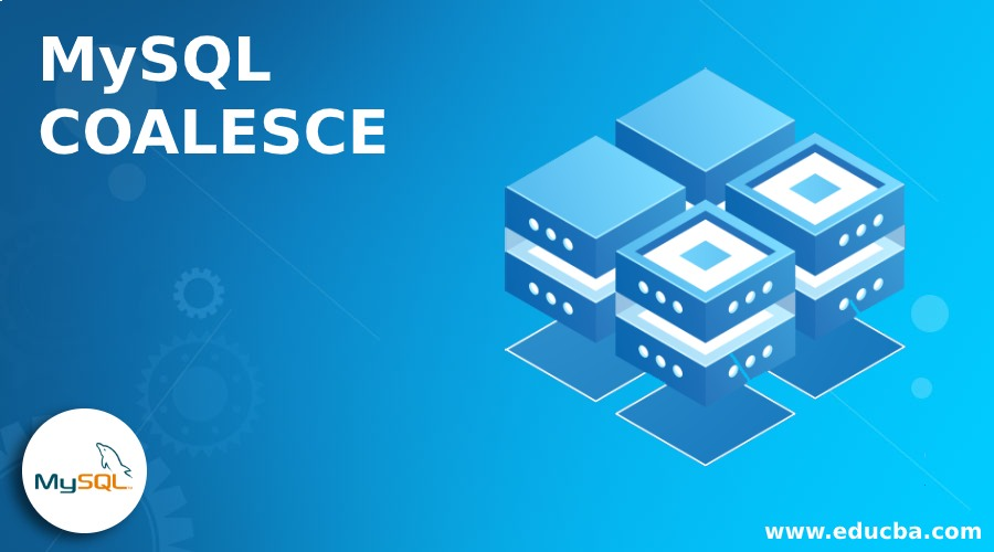 MySQL COALESCE