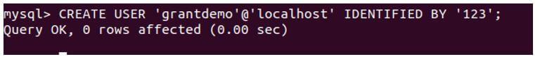 MySQL add user 3
