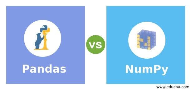 Pandas vs NumPy
