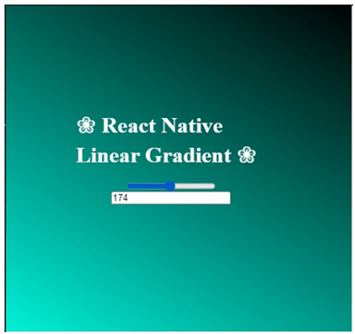 React Native Linear Gradient-1.3