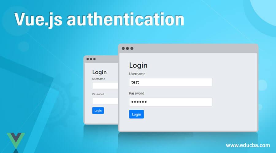 Vue.js authentication