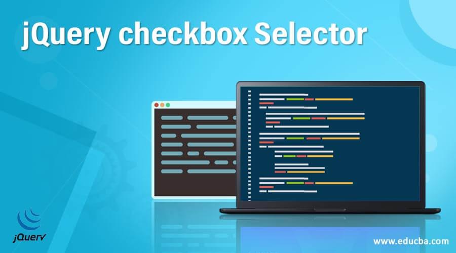 jQuery checkbox Selector