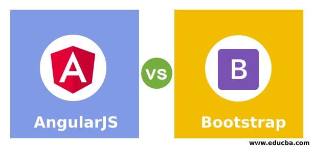 AngularJS vs Bootstrap