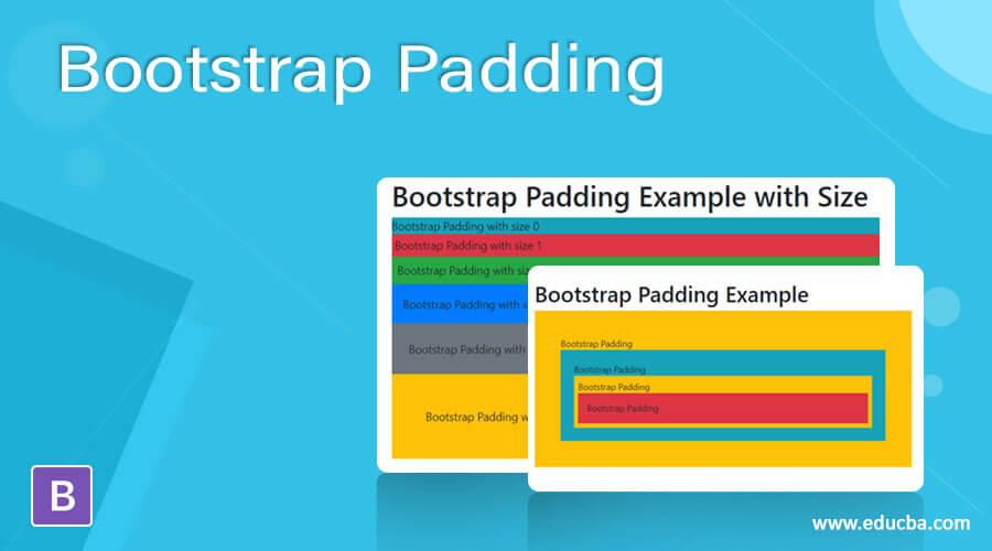 Bootstrap Padding