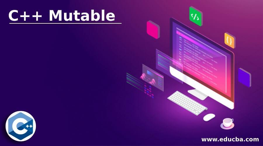C++ Mutable